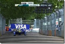 Nicolas Prost ha vinto la seconda gara di Londra di Formula E
