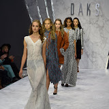 OIC - ENTSIMAGES.COM - Model(s) at the  The LFW s/s 2016: Daks - catwalk show  in London 18th September 2015 Photo Mobis Photos/OIC 0203 174 1069