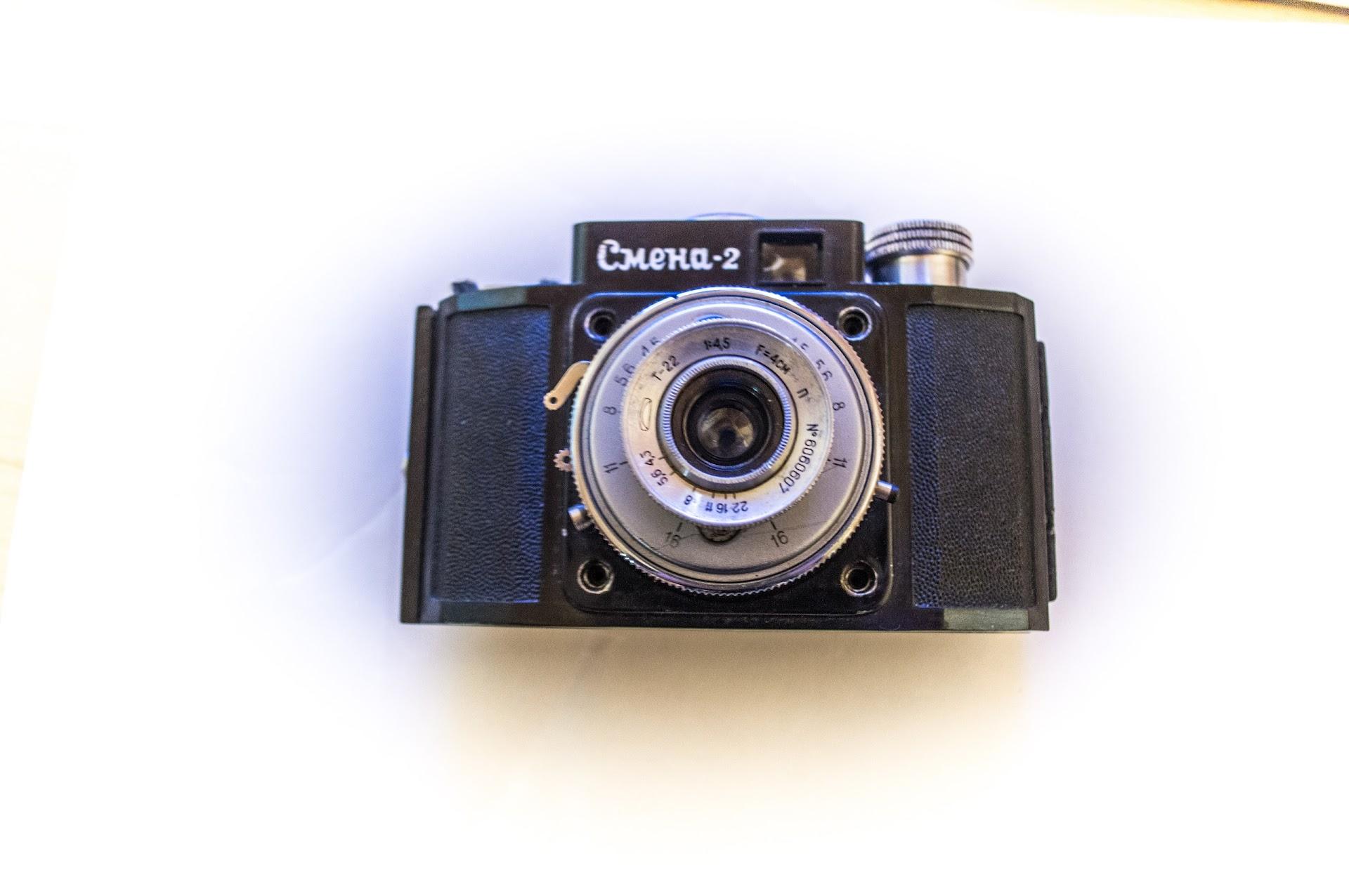 Смена, Фотоаппарат, Пленка, Плівка, Film, Smena
