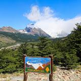 Trilha da Laguna Torre, Parque Nacional Los Glaciares, El Chaltén, Argentina