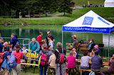 Apéritif offert par l'Office de Tourisme du Val d'Arly, une belle ambiance toute en convivialité