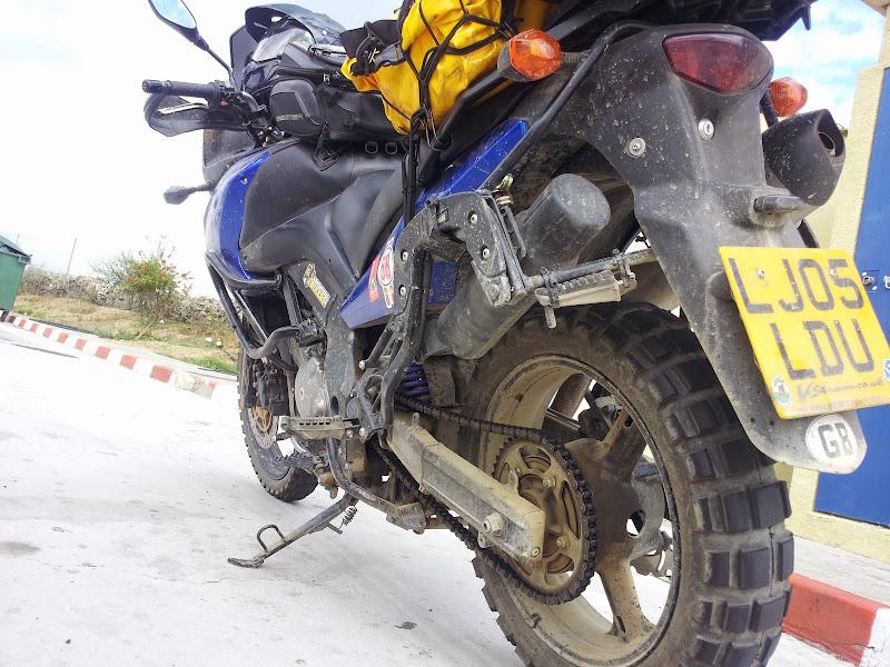 Juvecu's bike