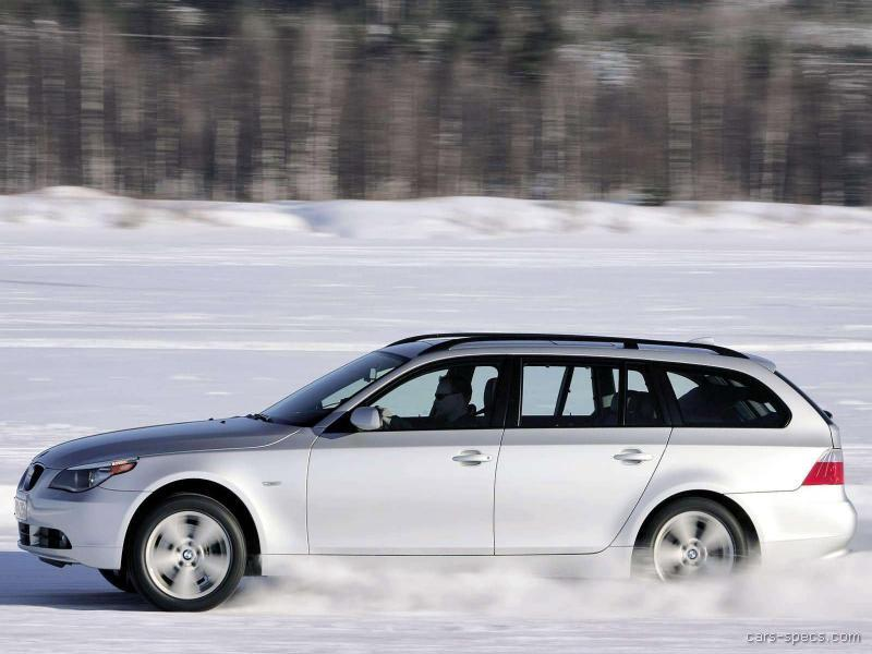 2006 BMW 5 Series Wagon Specifications, Pictures, Prices