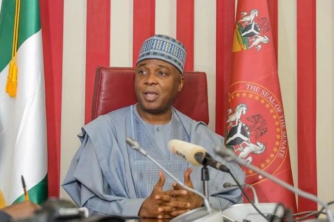 """We're Watching You"" – Saraki Warns INEC On Osun Election"
