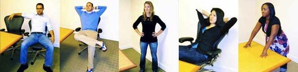 Body language power