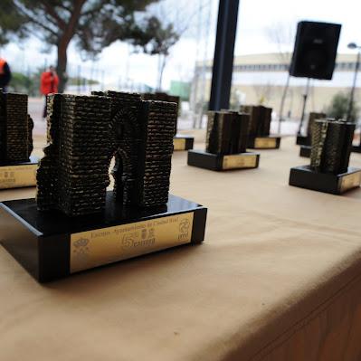 V Carrera Urbana Ciudad Real - Trofeos