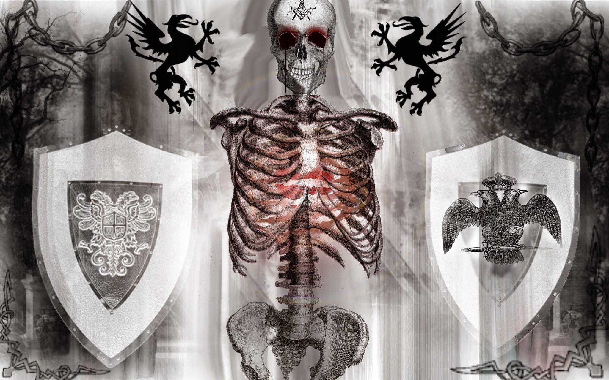 Illuminati Symbolism Wallpaper