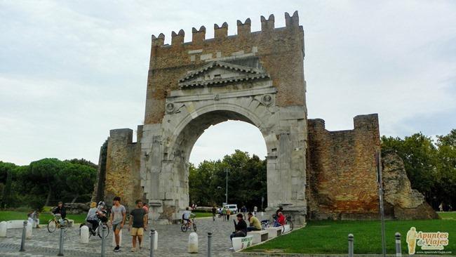 Rimini, romana y medieval