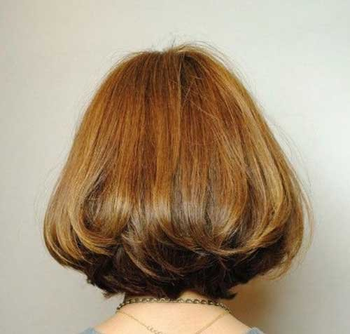 Short Haircut for Asian Women