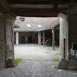 Place Rollon : cour d'immeuble