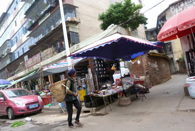CHINE SICHUAN.XI CHANG ET MINORITE YI, à 1 heure de route de la ville - 1sichuan%2B721.JPG