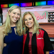 Kathie Lee Gifford with KidsBowlFree.com