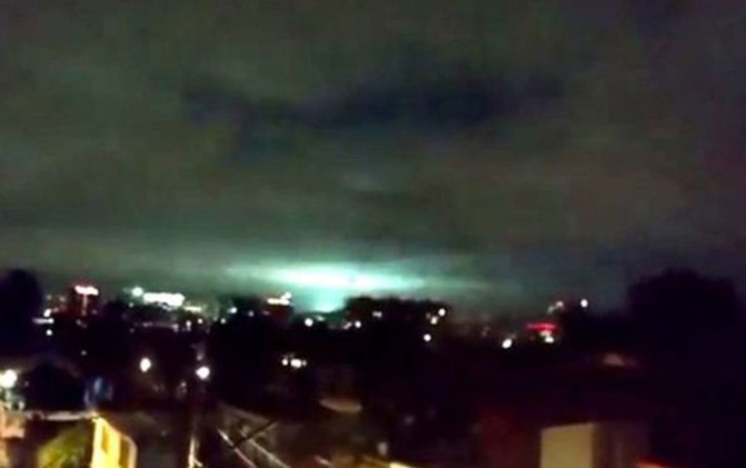 O que eram os misteriosos flashes de luz vistos no céu do México durante o terremoto
