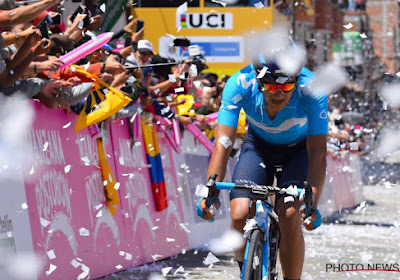 Carlos Quintero wint eerste etappe in Ronde van Asturië