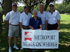 Kevin Magee, Dan Rudkin, Kathy Whitworth, Mike McLure, T.J. LaRosa