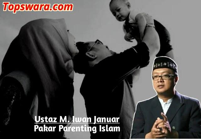 Pakar Parenting Islam Ungkap Cara Meningkatkan Kasih Sayang Ayah Kepada Keluarga