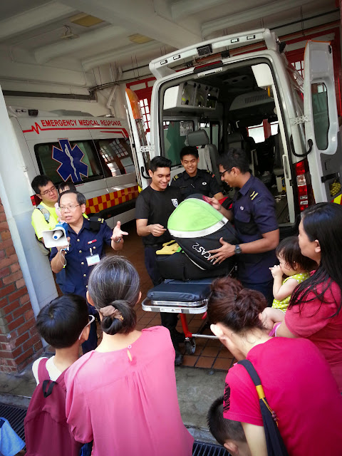 ServicefromHeart travelxp Singapore Central Fire Station