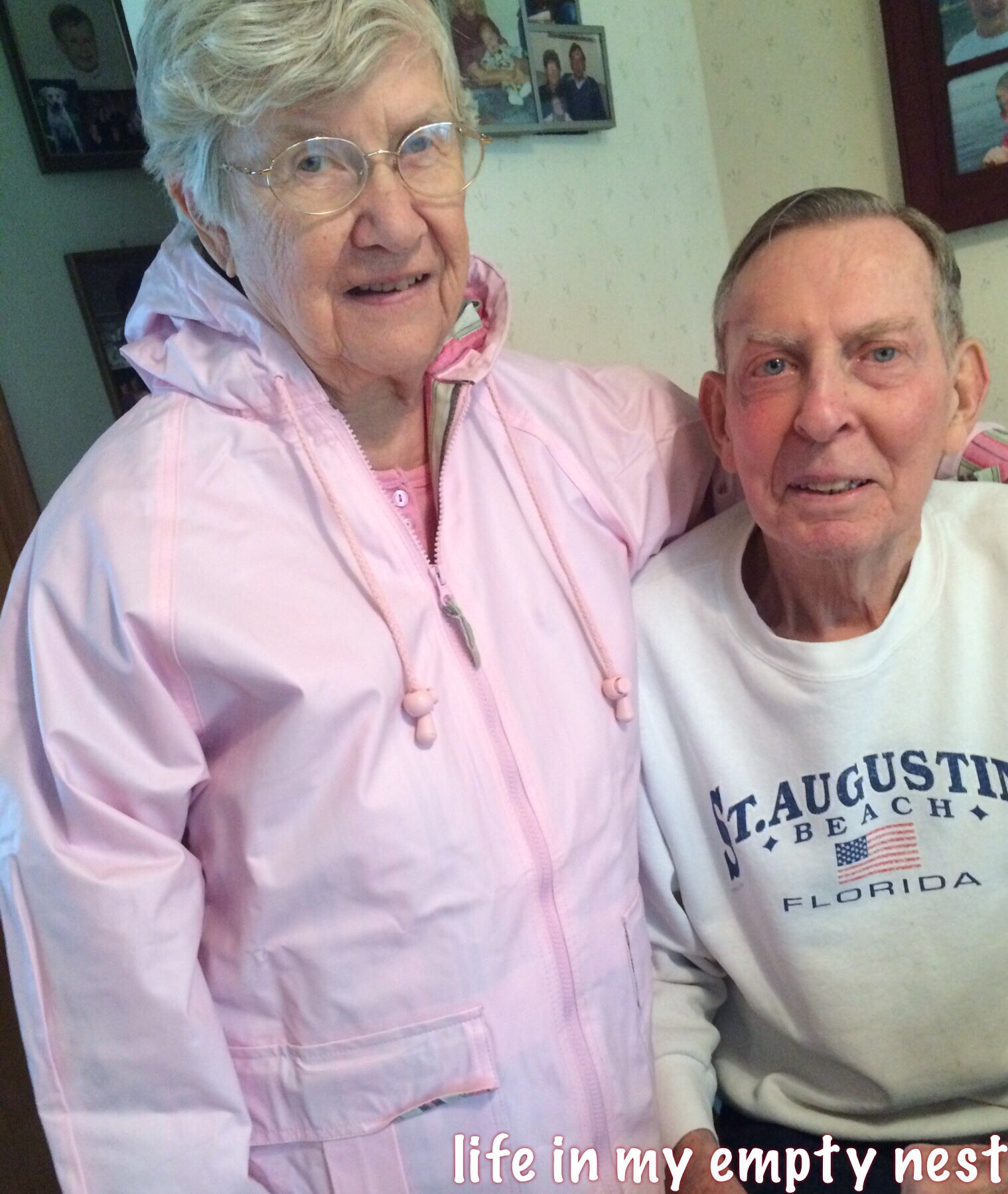 Aging Parents: Life In My Empty Nest: Freezer Meals And Visits To Aging