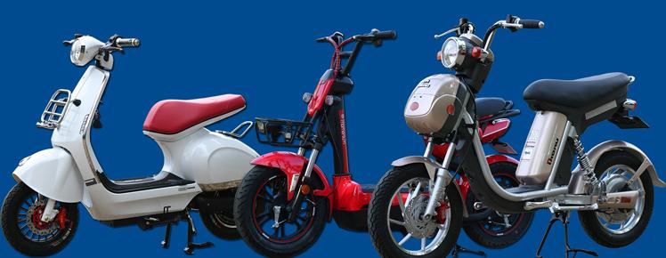 Các mẫu xe đạp điện đẹp