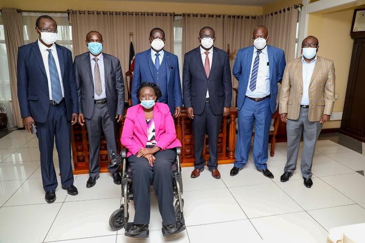 Raila meets Migori leaders ahead of Obado impeachment