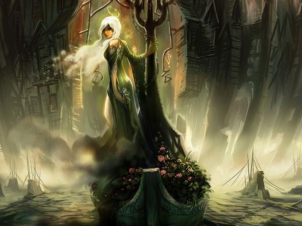 Goddess Of Ancient Forces, Goddesses