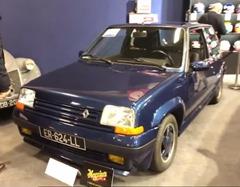 107 Renault Super 5 GT Turbo