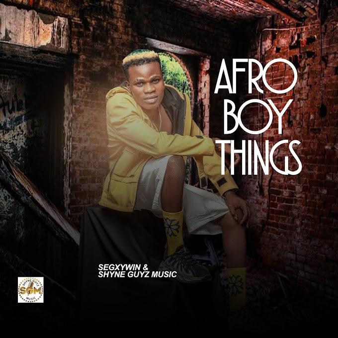 FULL ALBUM || SEGXYWIN X SHYNE GUYZ MUSIC - AFRO BOY THINGS ALBUM
