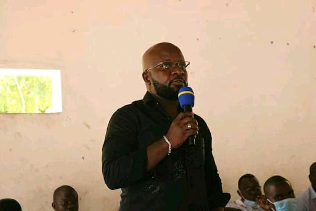 Kilifi County Speaker Jimmy Kahindi