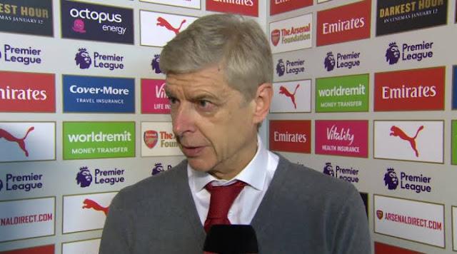 Arsene Wenger  banned for Three matches
