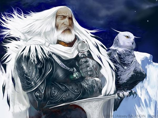 Lord With White Owl, Warriors 2
