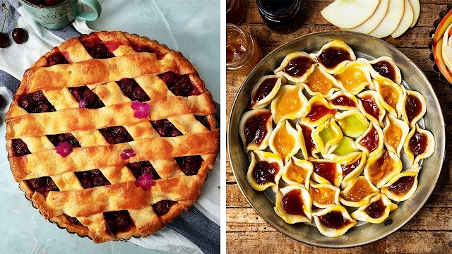 10 creative pie designs for every flavor