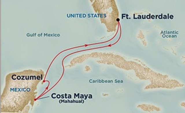 Yellow Fish Cruises Cruise 12 A 5 Night Cruise To Mexico