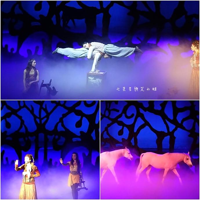 7 夢幻舞馬