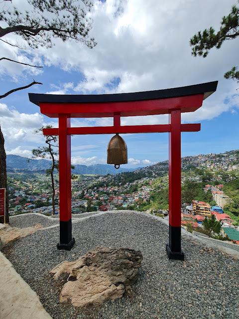 Mirador Heritage Peace Memorial Torii Gate