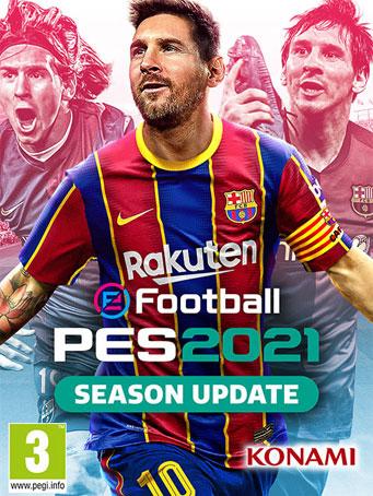 โหลดเกมส์ (PC) eFootball PES 2021 ใหม่ล่าสุด