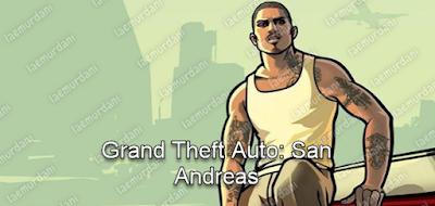 Game Terpopuler PC Ringan Grand Theft Auto: San Andreas Terbaik