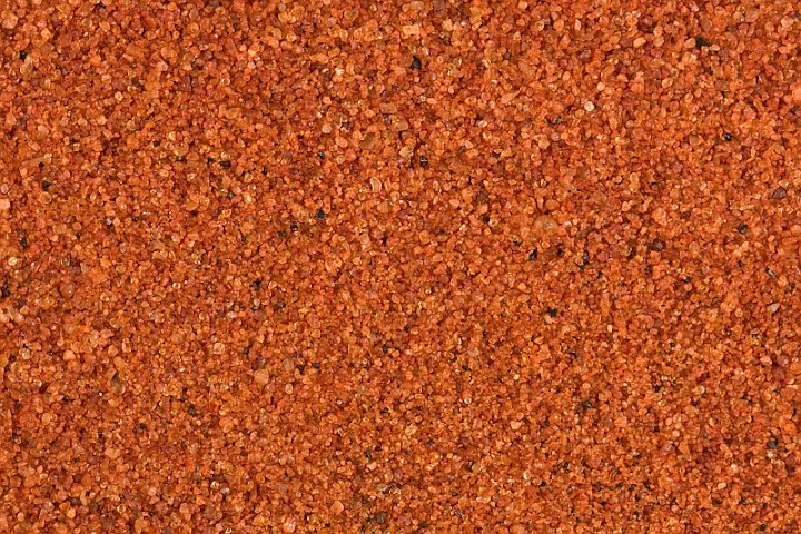 This Sand Sample Is Composed Of Ordinary Stuff Quartz It Hemae Again That Gives Reddish Color To Grains But Time Only Covers