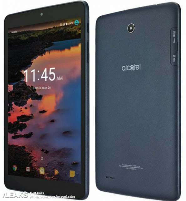DEVICE LEAKS : Alcatel A30 - Image /Specifications 2