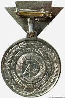312 NVA Res.abz. Silber medailles