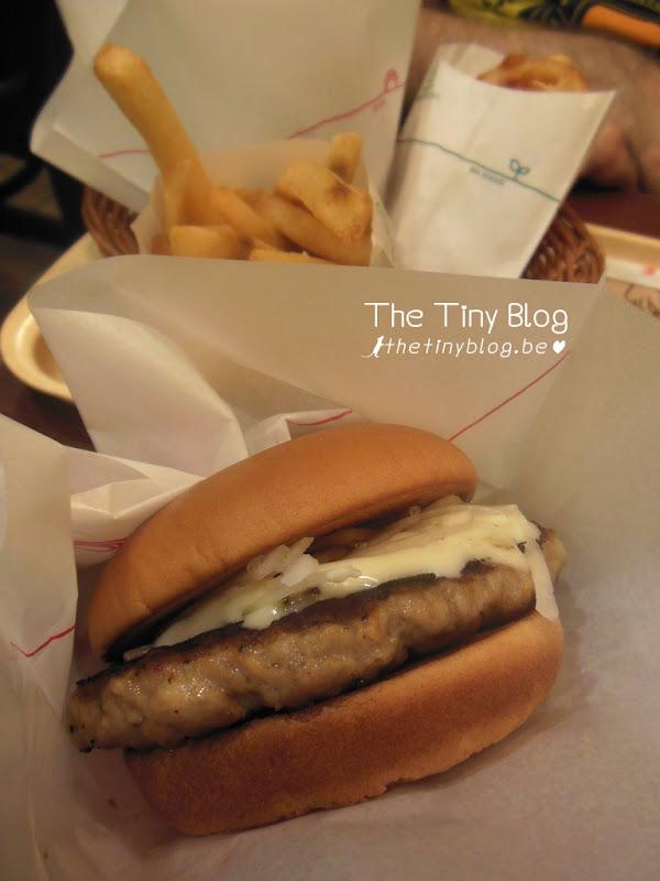 Ikebukuro Mos Burger October 2015