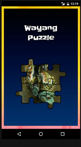 Wayang Puzzle