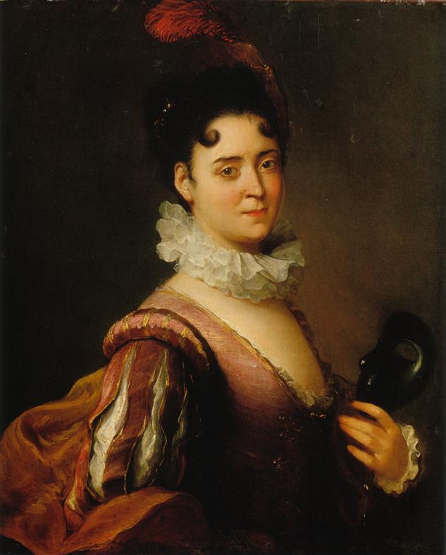Alexis Grimou - Portrait d'une comédienne