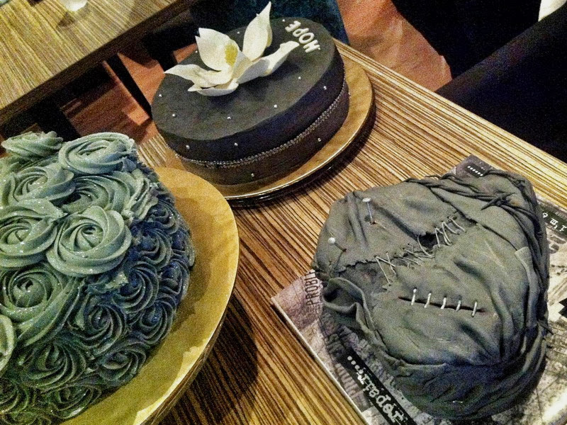 The Ipoh Depressed Cake Shop