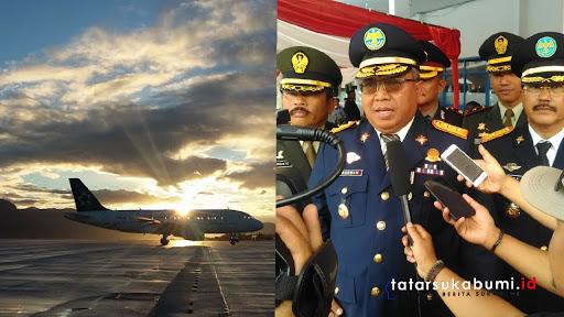 Bandara di Sukabumi, Bupati dan Kadis Perhubungan Jelaskan Kesiapannya