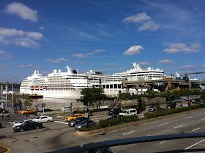 Photo: А это рядом с музеем морской авиации - Intrepid Sea, Air & Space Museum