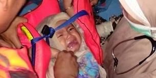 CEK.? Bayi yang Dikabarkan Selamat dari Kecelakaan Sriwijaya Hoaks