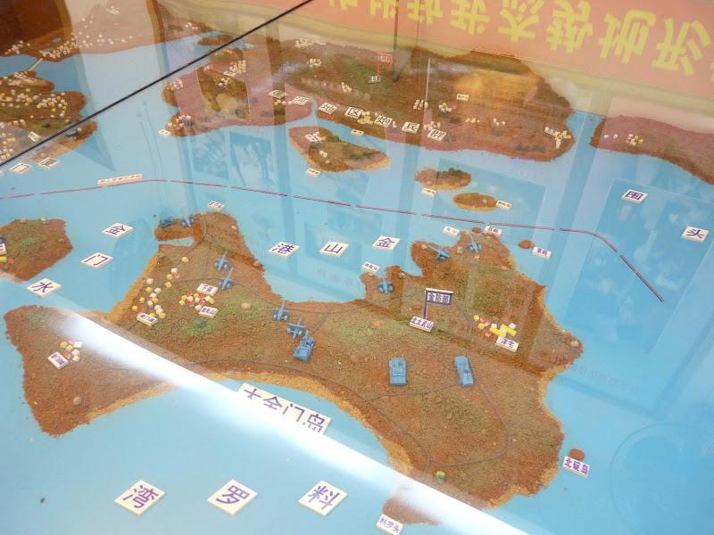 Xiamen, Gulang yu et Kinmen