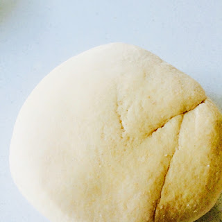 Basic Whole Wheat Flour Dough for Indian Breads.
