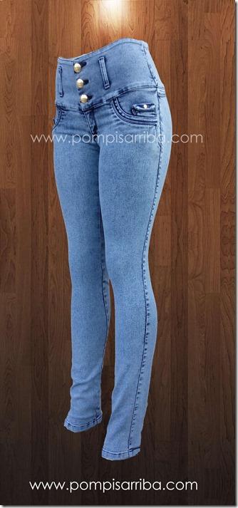 Proceso de Piedra Jeans