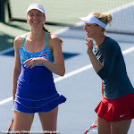 Mona Barthel & Sabine Lisicki - 2015 Bank of the West Classic -DSC_9118.jpg